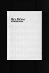 Karel Martens, Counterprint